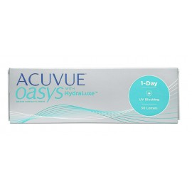 Acuvue oasys with Hydraluxe (30шт)