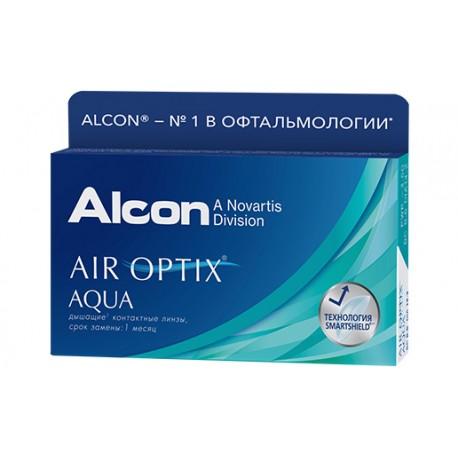 AirOptix Aqua (Аир оптикс аква) (pk6)