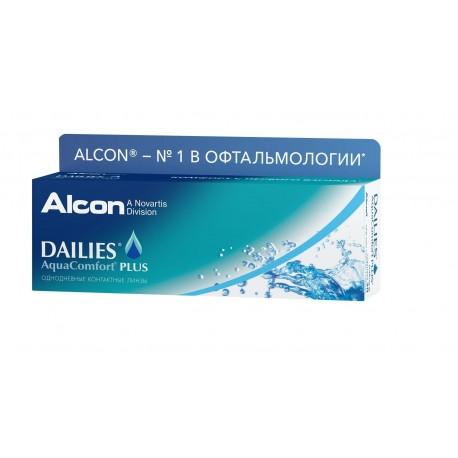 Dailies Aqua Comfort Plus (Дейлис аква комфорт плюс) (pk30)